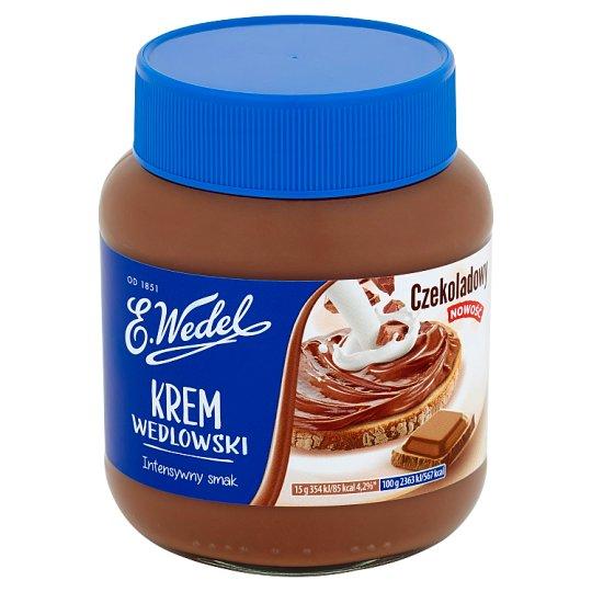 E. Wedel Krem wedlowski czekoladowy 350 g