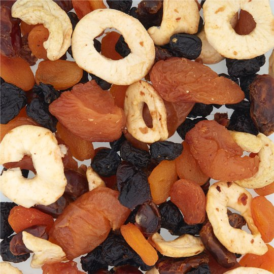 Dried Mixed Fruit