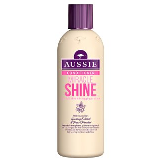 Aussie Miracle Shine Conditioner For Dull Hair Begging To Shine 250ML
