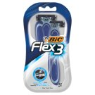 Bic Flex 3 Comfort Disposable Razor 3 Pieces