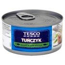 Tesco Tuńczyk kawałki w sosie własnym 185 g
