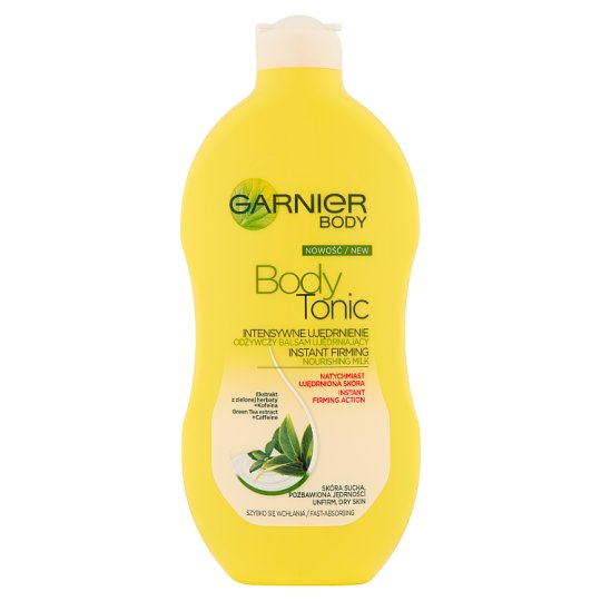 Garnier Body Tonic Nourishing Firming Balm 400 ml