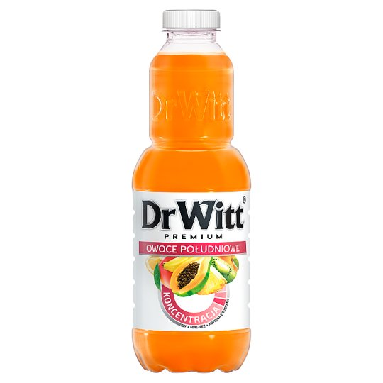 DrWitt Premium Concentration South Fruits Drink 1 L