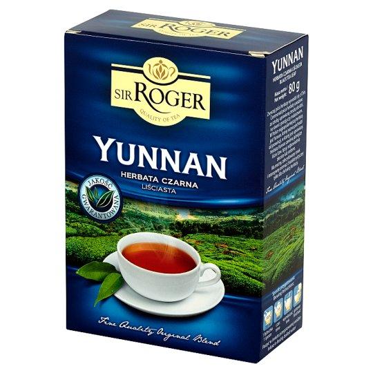 Sir Roger Yunnan Black Tea Leaf 80 g