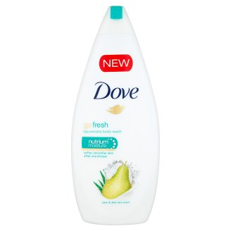 Dove Go Fresh Pear & Aloe Vera Scent Rejuvenate Body Wash 750 ml