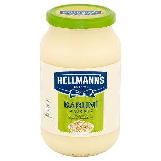 Hellmann's Babuni Mayonnaise 650 ml