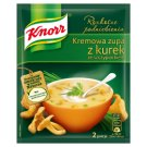 Knorr Rozkosze podniebienia Creamy Chanterelle Soup with Chives 59 g