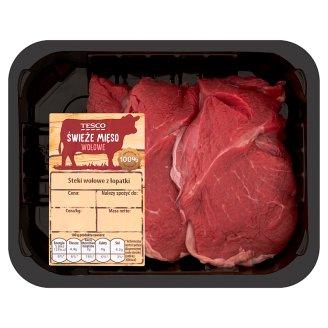 Tesco Shoulder Beef Steaks