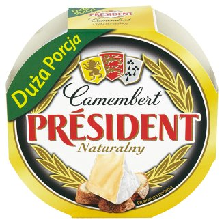 Président Camembert Natural Cheese 170 g