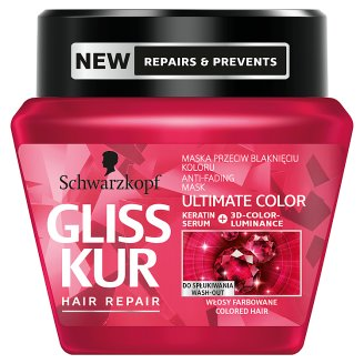 Gliss Kur Ultimate Color Anti Fading Hair Mask 300 ml