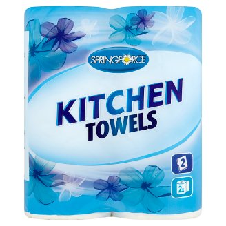 Springforce Kitchen Towels 4 Rolls