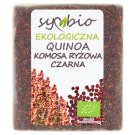 Symbio Komosa ryżowa czarna Quinoa ekologiczna 250 g