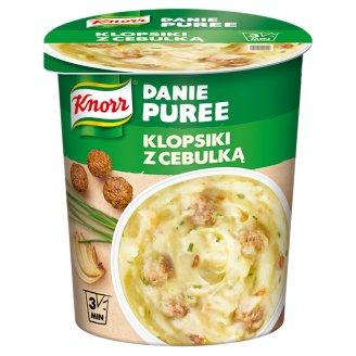 Knorr Danie Puree Klopsiki z cebulką 53 g
