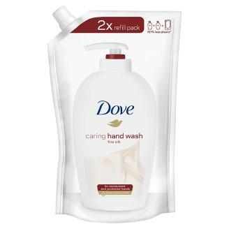 Dove Supreme Fine Silk Beauty Cream Wash Refill 500 ml