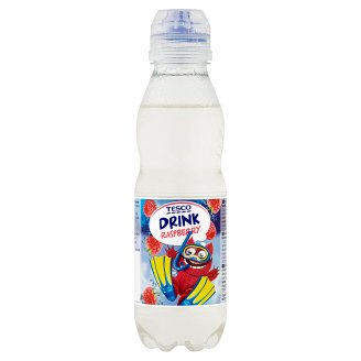 Tesco Raspberry Drink 400 ml