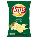 Lay's Spring Onion Flavoured Potato Crisps 140 g