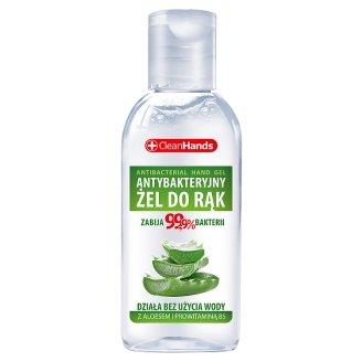 CleanHands Refreshing Hand Gel with Aloe Vera and Provitamin B5 50 ml