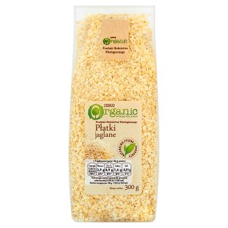 Tesco Organic Płatki jaglane 300 g