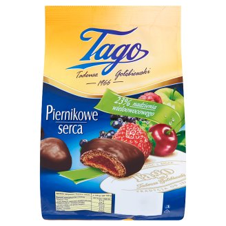 Tago Gingerbreads with Multi-fruit Filling 160 g