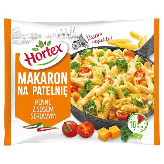 Hortex Makaron na patelnię z sosem serowym 450 g