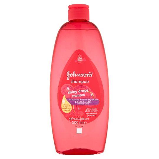 Johnson's Shiny Drops Shampoo 500 ml