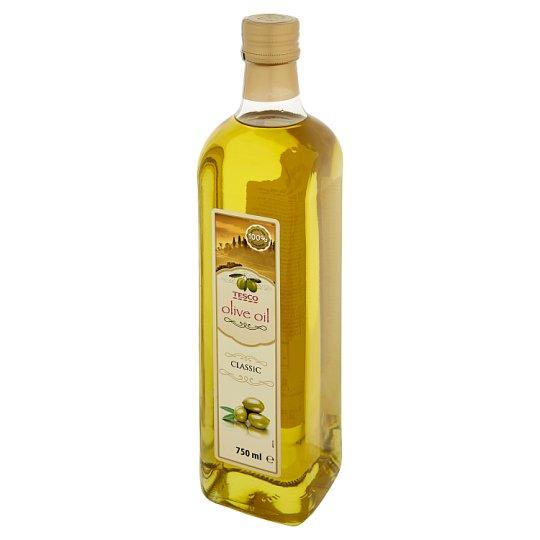 Tesco Olive Oil Classic 750 ml