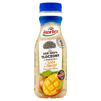 Hortex 100% Pressed Juice from Apples and Mango 300 ml