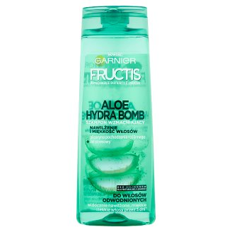 Garnier Fructis Aloe Hydra Bomb Strengthening Shampoo for Dehydration Hair 400 ml