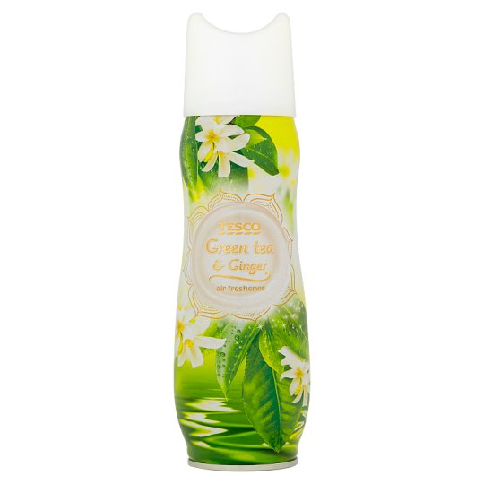 Tesco Green Tea & Ginger Air Freshener 300 ml