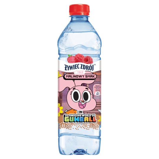 Żywiec Zdrój Frighteningly Raspberry Still Drink 500 ml