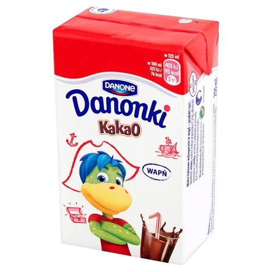 Danone Danonki Cocoa 250 ml