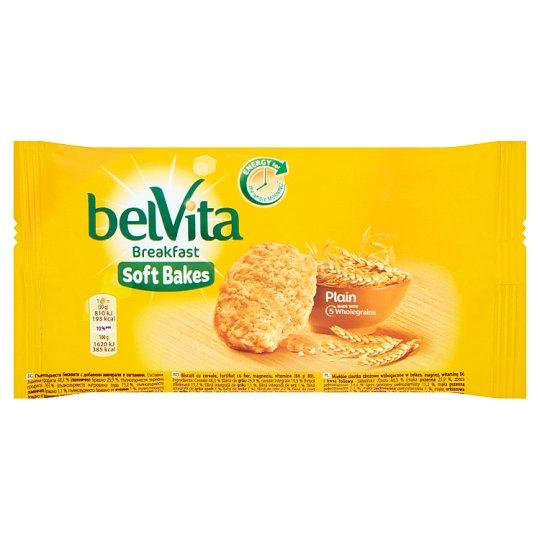 belVita Breakfast Plain Ciastka zbożowe 50 g