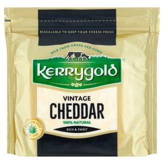 Kerrygold Vintage Cheddar Irish Cheese 200 g