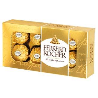 Ferrero Rocher Whole Hazelnut in Milk Chocolate and Nut Croquante 100 g