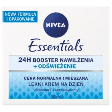 image 1 of NIVEA Essentials Normal and Mixed Skin Light Day Cream 50 ml