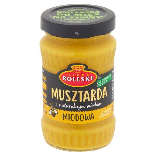 Firma Roleski Delikatesowa Honey Mustard 175 g
