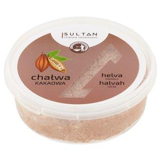Sultan Chałwa sezamowa kakaowa 280 g