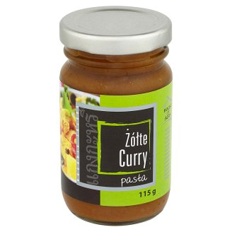 House of Asia Yellow Curry Paste 115 g