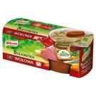 Knorr Bulionetka wołowa 112 g (4 sztuki)