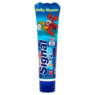Signal Kids Toothpaste 2-6 Years Old 50 ml