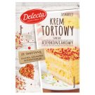 Delecta Krem tortowy smak ajerkoniakowy 120 g
