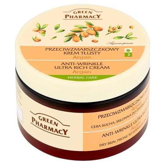 Green Pharmacy Anti-wrinkle Ultra Rich Cream Argan 150 ml