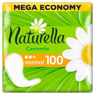 Naturella Normal Camomile wkładki higieniczne x100