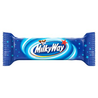 Milky Way Bar with Milk Filling Covered with Milk Chocolate 21.5 g