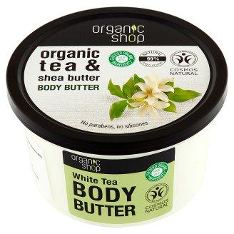 Organic Shop Masło do ciała biała herbata 250 ml