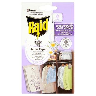 Raid Against Moths Active Pendants 4 Pieces