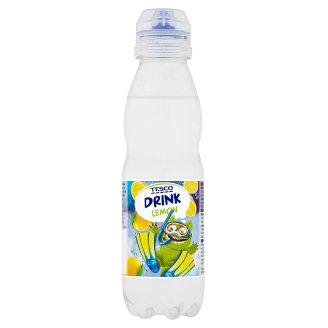 Tesco Napój z sokiem cytrynowym 400 ml