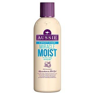 Aussie Miracle Moist Odżywka do włosów przesuszonych 250ml