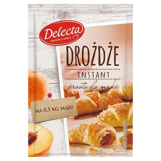 Delecta Instant Yeast 8 g