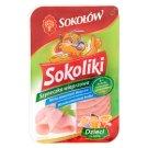 Sokołów Sokoliki Pork Ham 100 g